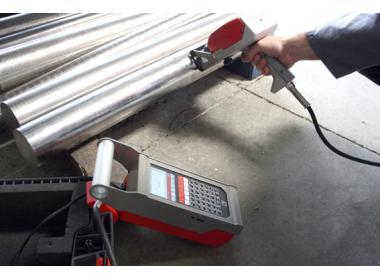 Портативный маркиратор e1-p63c, окно 60х25мм, кабель 2.5м