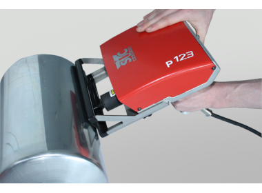 Портативный маркиратор e10-p123, окно 120х40мм, кабель 7.5м