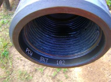 Портативный маркиратор е10D-p63 для глубокой маркировки внутри труб 103-180мм, кабель 7.5м