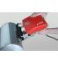 Портативный маркиратор e10-p123, окно 120х25мм, кабель 7.5м, электромагнитный прижим (4 магнита)