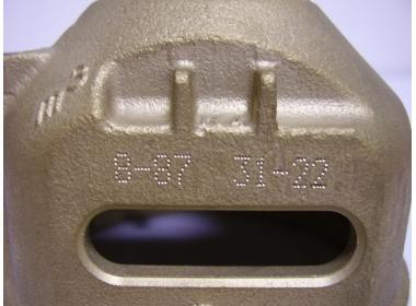 Интегрируемый маркиратор e10-i83, окно 80х70мм