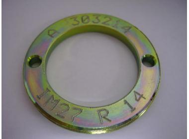Интегрируемый маркиратор e10R-i53, окно 50х20мм